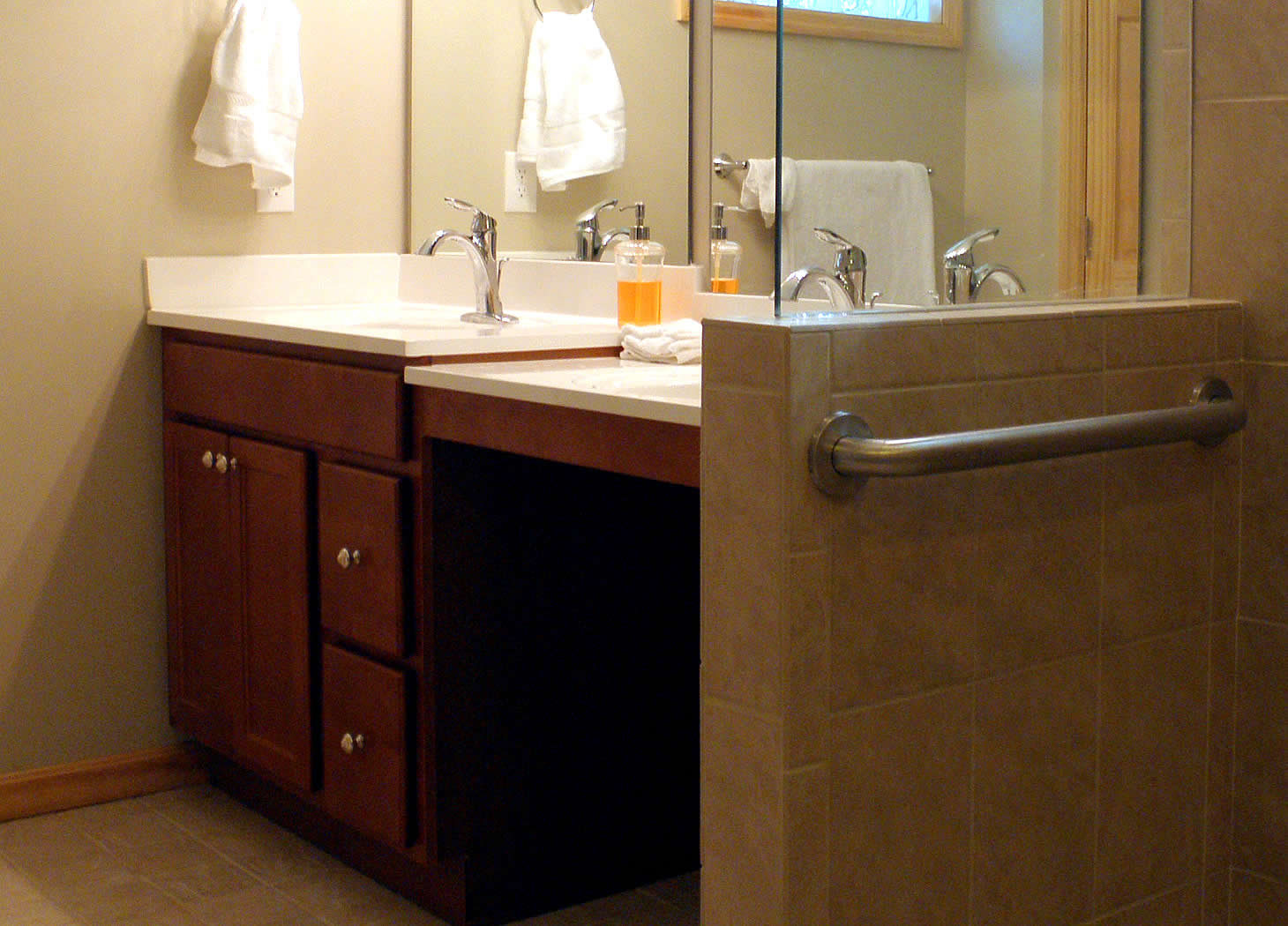 Barrier Free Design Accessible Wheelchair Handicap Remodeling