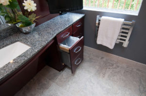 Bathroom vanity - Drawers