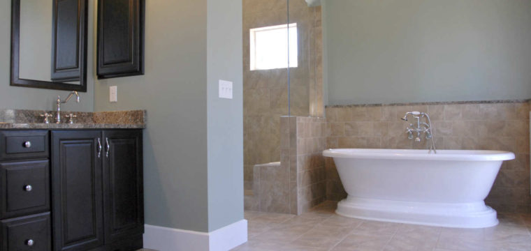 After - Hyde Park Bathroom remodel