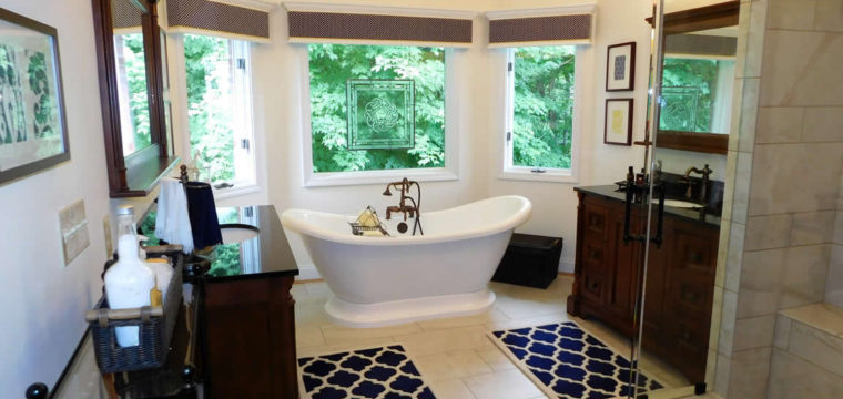 Luxury Bathroom Remodel in Maineville