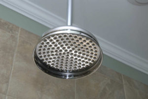 After - Rain shower head