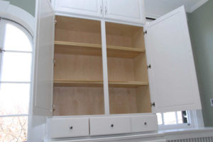 After - Custom storage
