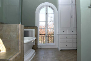 After - Tub window